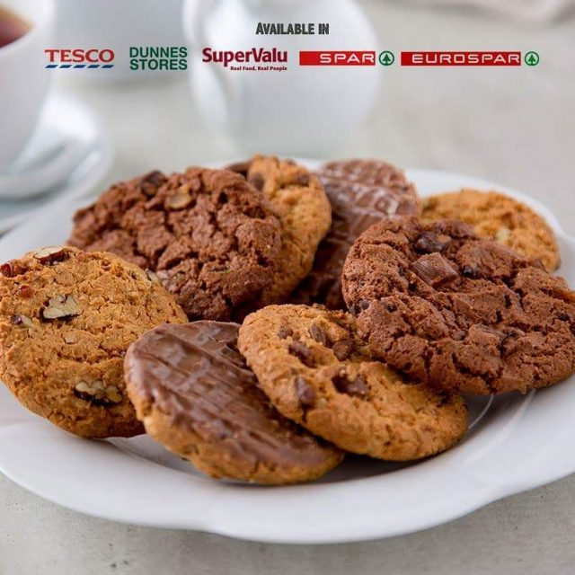 Our range of biscuits is available in Tesco Dunnes Storeshellip