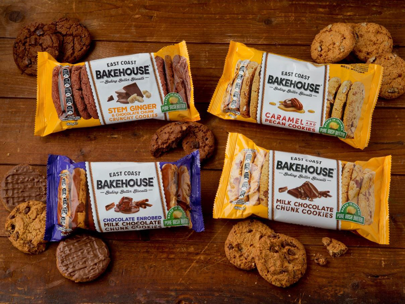 East Coast Bakehouse hits the Shelves