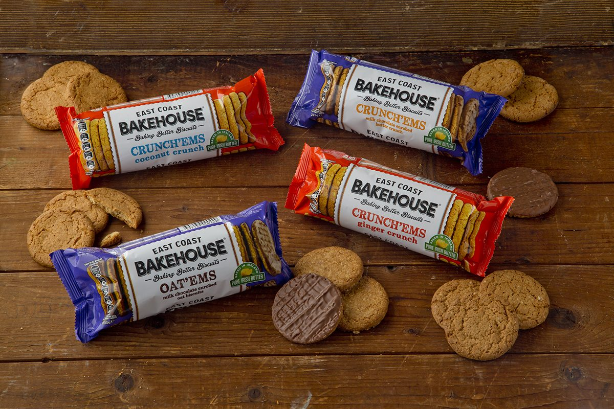 East Coast Bakehouse launches 4 SKUs in Everyday Category