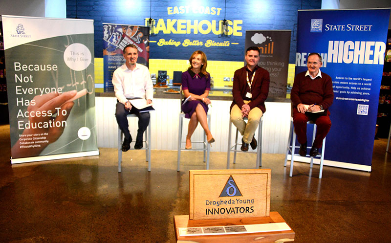 Drogheda Young Innovators at the Bakehouse