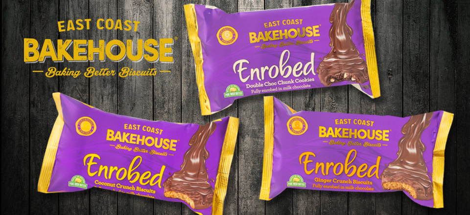 New Chocolate Enrobed Range